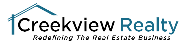 Creekview Realty Retina Logo
